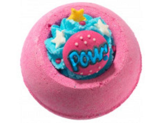 Oferta de GIRL POWER BOMBA DE BAÑO por 4,62€