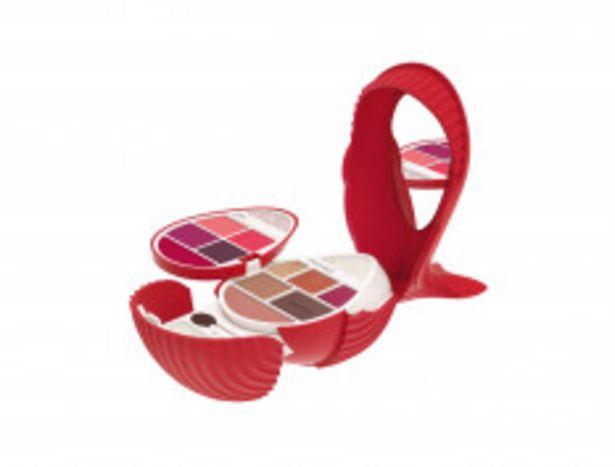 Oferta de PUPA WHALE 3-WARM SHADES RED por 16,21€