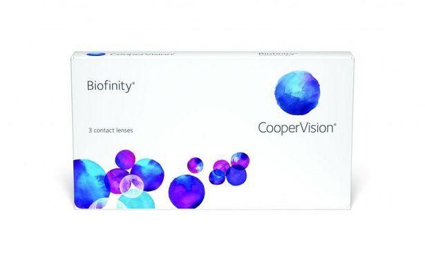 Oferta de Biofinity 3 por 8,24€