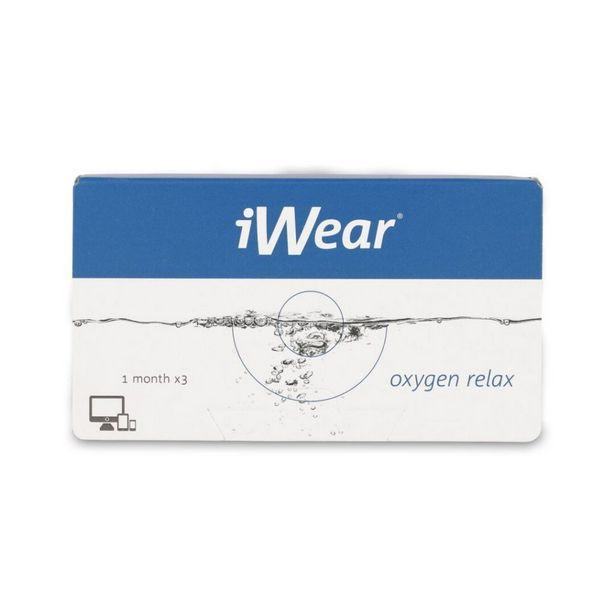 Oferta de IWear oxygen Relax 3 por 21€