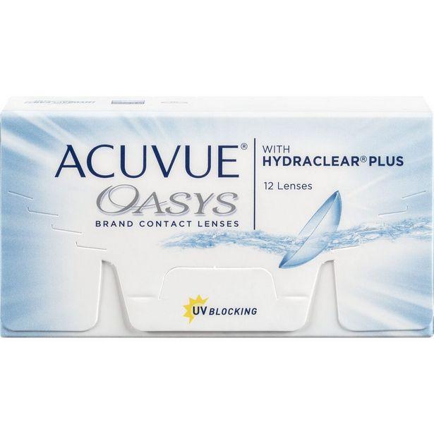 Oferta de Acuvue Oasys 12 por 26,99€