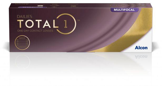 Oferta de Dailies Total 1 Multifocal 30 por 52€