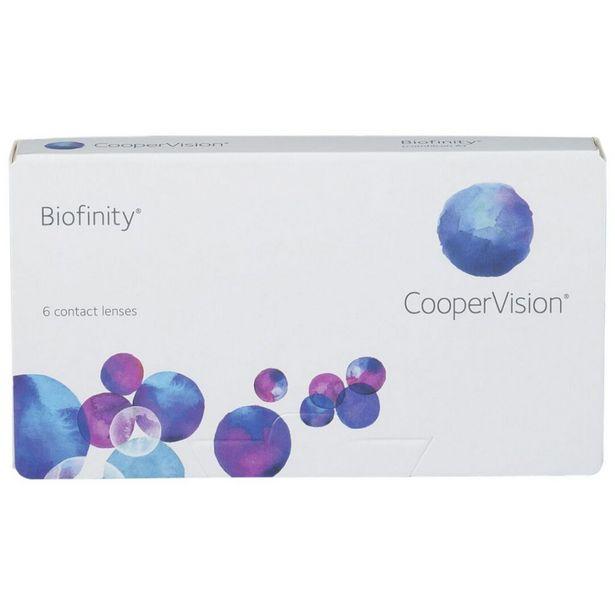Oferta de Biofinity 6 por 16,39€