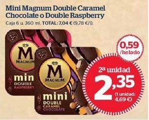 Oferta de Helados Magnum por 2,35€