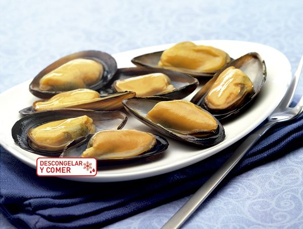 Oferta de Mejillón cocido media concha por 6,99€