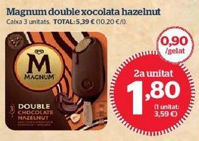 Oferta de Helados Magnum por 1,8€