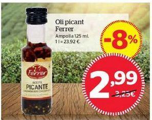 Oferta de Aceite por 2,99€