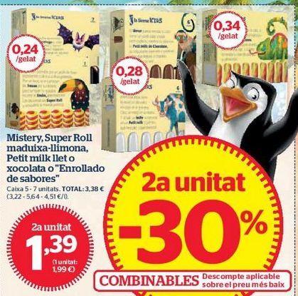 Oferta de Helados por 1,39€