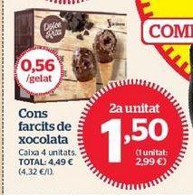 Oferta de Helados por 1,5€