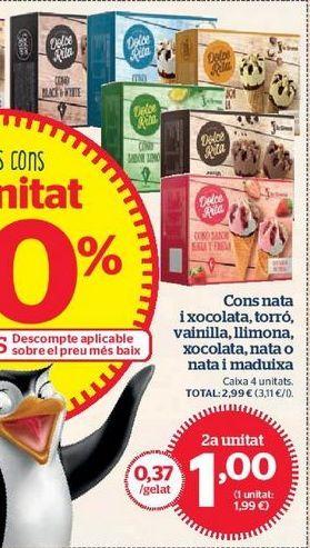 Oferta de Helados por 1€