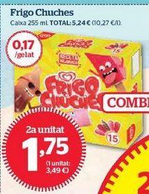 Oferta de Helados por 1,75€