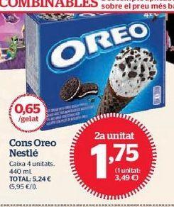 Oferta de Helados Nestlé por 1,75€