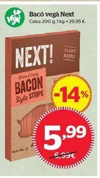 Oferta de Bacon por 5,99€