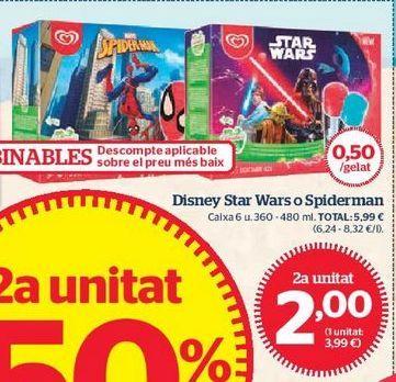 Oferta de Helados por 2€