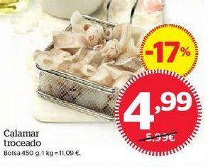 Oferta de Calamares por 4,99€