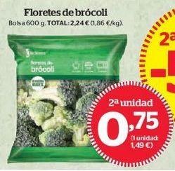 Oferta de Brócoli por 0,75€