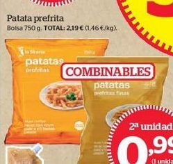 Oferta de Patatas fritas por 0,99€