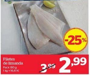 Oferta de Colas de rape por 2,99€