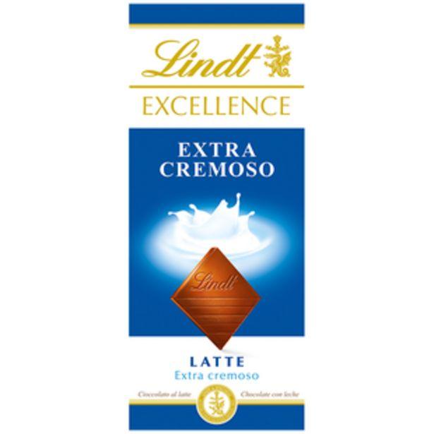Oferta de Excellence Leche 100g por 2,49€