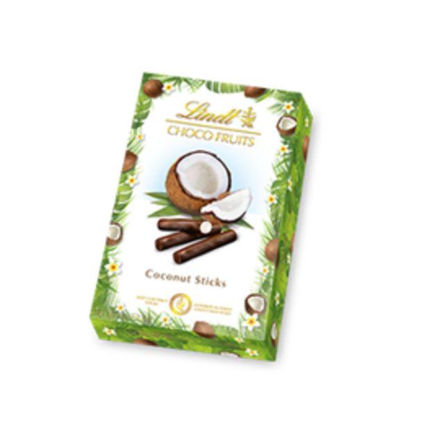 Oferta de Lindt Coconut Stick 125g por 8,99€
