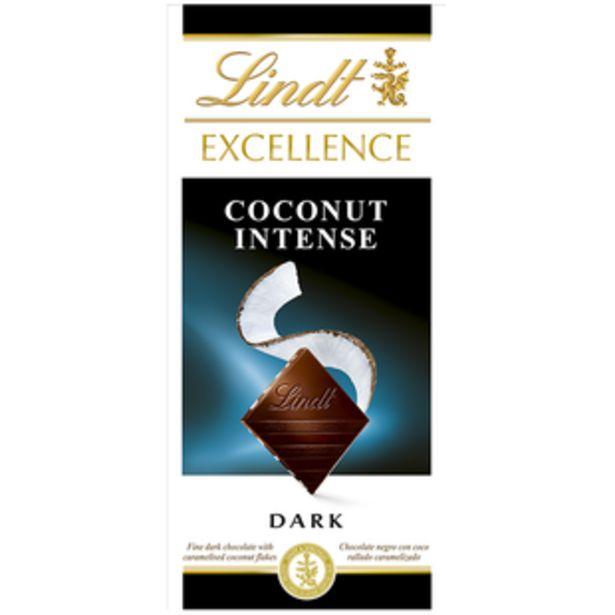 Oferta de Excellence Coco 100g por 2,49€