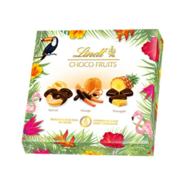 Oferta de Lindt Choco Fruits 180g por 10,99€
