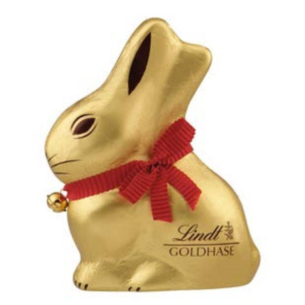 Oferta de Gold Bunny chocolate con leche 500g por 15,29€