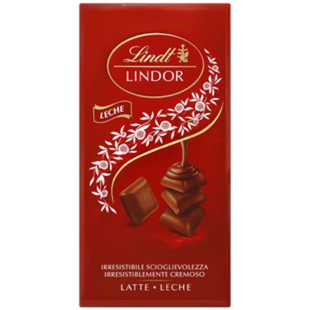 Oferta de Lindor Leche Singles 100g por 1,99€