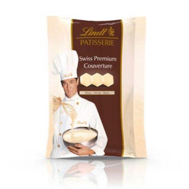Oferta de Cobertura Chocolate Blanco 500g por 9,99€