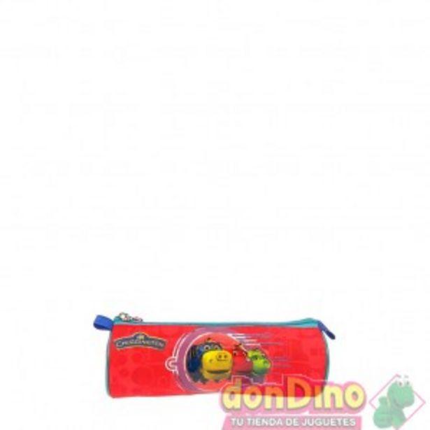 Oferta de Portatodo redondo chuggington por 0,95€