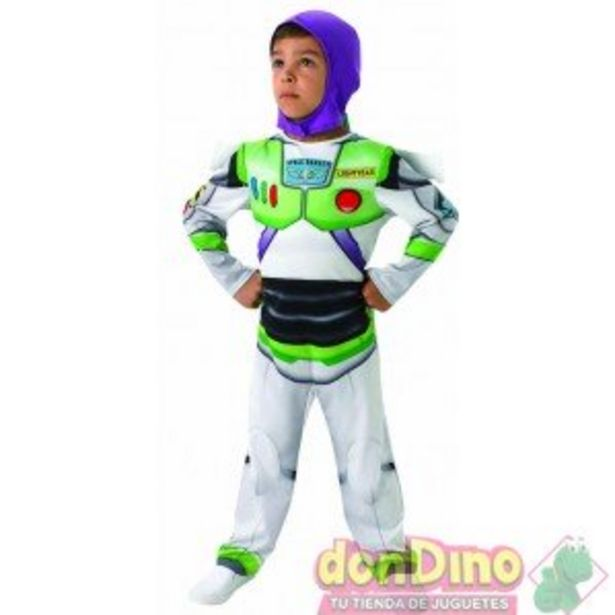 Oferta de Disfraz buzz toy story 7-8 años por 22,95€