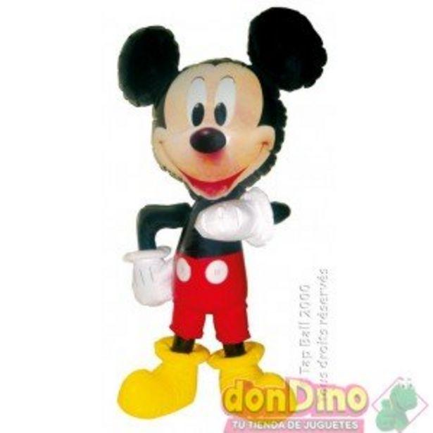 Oferta de Figura hinchable mickey mouse por 4,99€