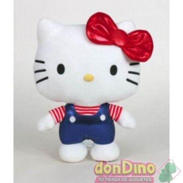 Oferta de Peluche hello kitty 30 cm. por 11,99€
