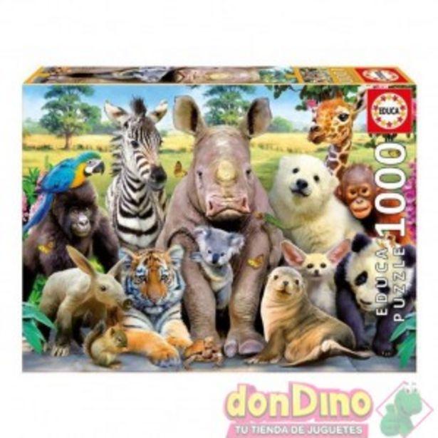 Oferta de Puzzle 1000 pzas. foto de clase por 10,99€