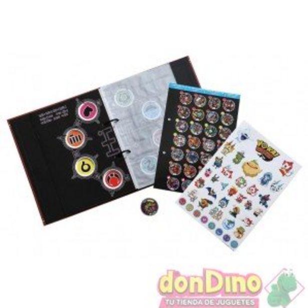 Oferta de Medalium de yo-kai album coleccion por 6,95€