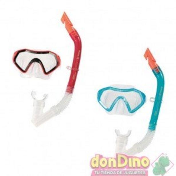 Oferta de Gafas y tubo buceo sparkling sea por 8,99€