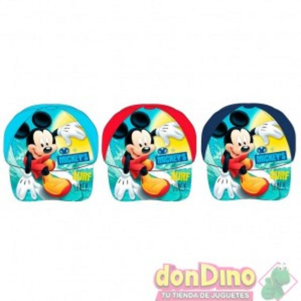 Oferta de Gorra infantil mickey mouse por 3,95€