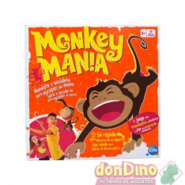 Oferta de Juego monkey mania por 14,95€
