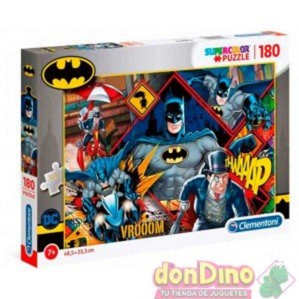 Oferta de Puzzle 180 pzas. batman por 7,99€