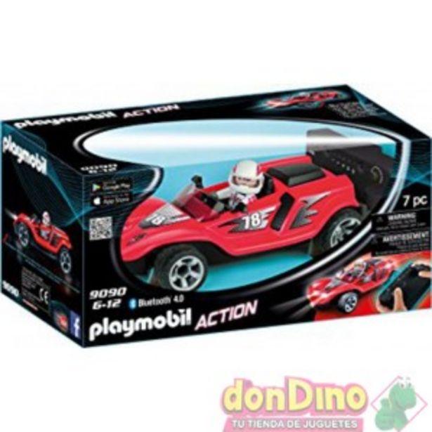 Oferta de Racer rocket r/c playmobil action por 35,95€