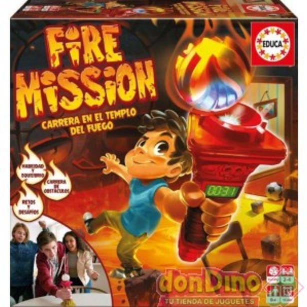 Oferta de Juego fire mission por 17,95€