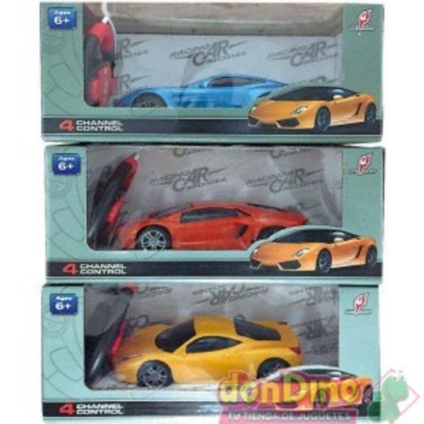 Oferta de Coche racing model r/c 1:24 por 9,99€