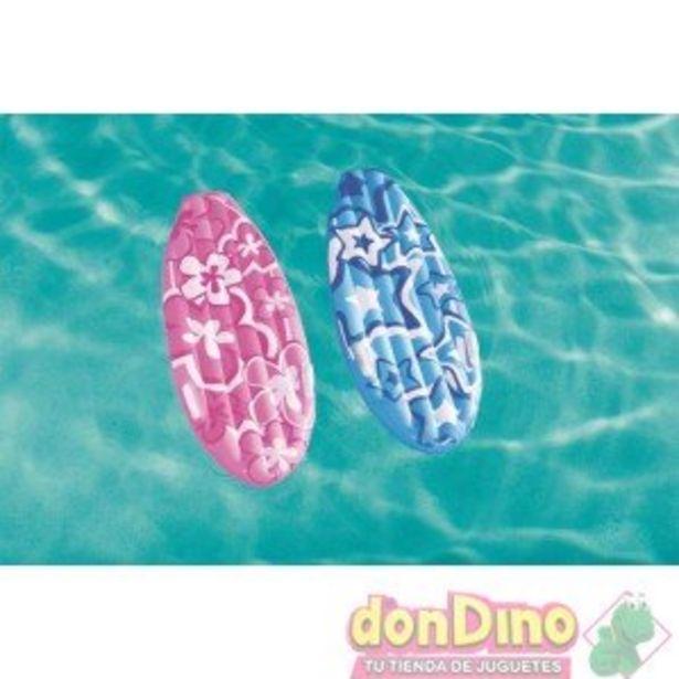 Oferta de Tabla surf hinchable surfer 114x46c por 6,5€
