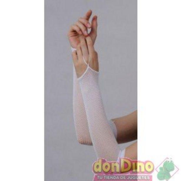 Oferta de Cubre brazo adulta blanco por 1€