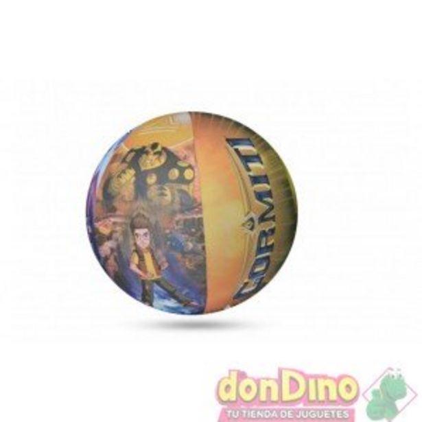Oferta de Balon hinchable gormiti 50 cm por 1€