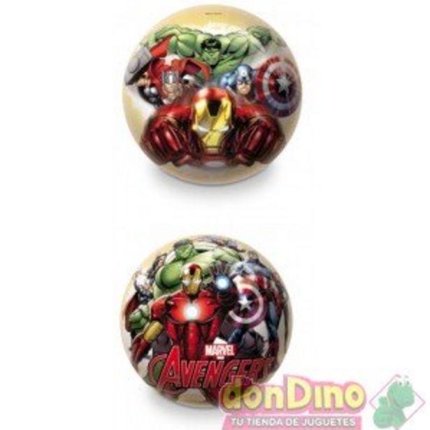 Oferta de Balon 230 mm vengadores por 3,5€