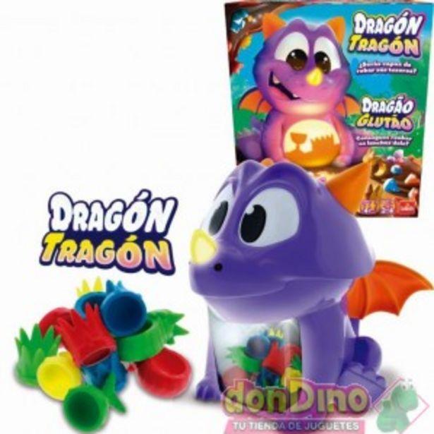 Oferta de Juego dragon tragon por 19,95€
