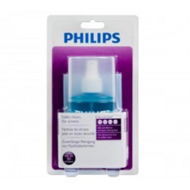 Oferta de LIQUIDO LIMPIADOR PHILIPS PARA LCD por 14,5€