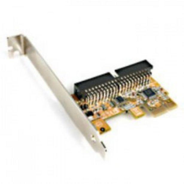Oferta de TARJETA STARTECH PCI EXPRESS 1 PUERTO IDE por 34,5€