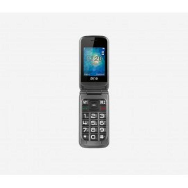 "Oferta de TELEFONO MOVIL SPC STELLA 2.4"" por 41,9€"